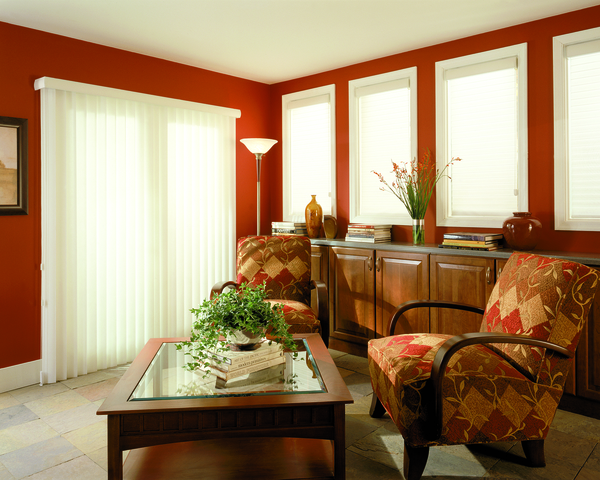 B2d Super Value PVC Vertical Blinds