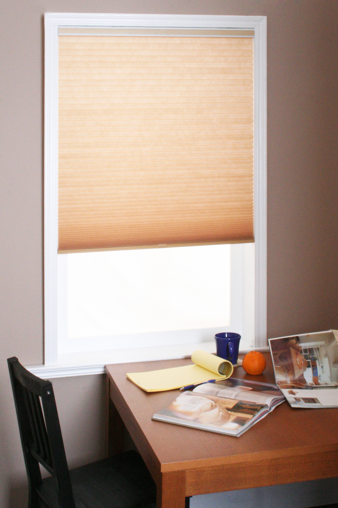 Chicology  9/16 Single Cell - Light filtering Cellular Shades