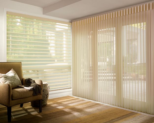 B2d Sheer Vertical Shades