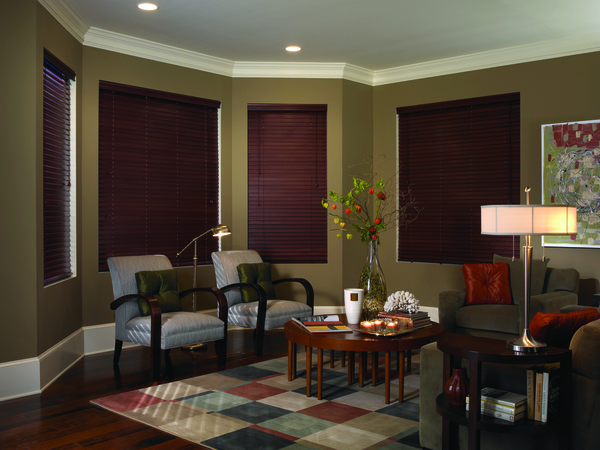 B2d Super Value Cordless Fauxwood Blinds